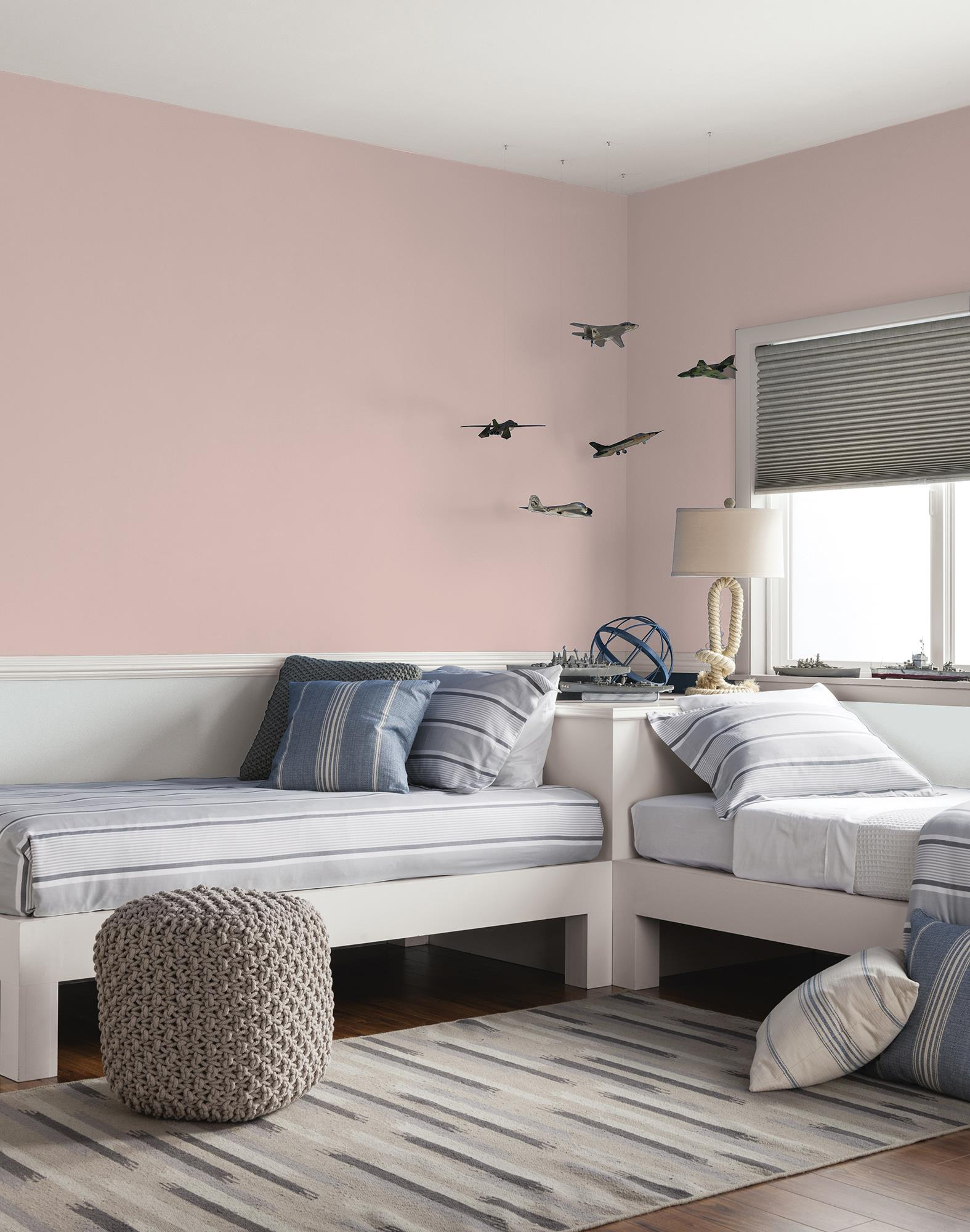 Rose Gold Johnstone S Interior Paint Colours
